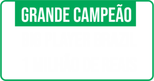 Banners Big Player Brazil grande campeao